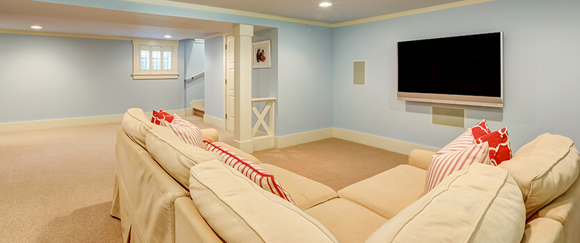 Home Improvement Remodeling Concept Fascinating Basement Remodeling  Ken Moniz Home Improvement Inspiration